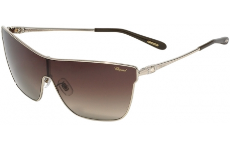 Sunglasses - Chopard - SCHC20S - 0594 SHINY LIGHT GOLD // BROWN GRADIENT ANTIREFLECTION