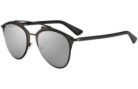 787e1f0093 Gafas de Sol Dior DIORREFLECTED M2P (SF) BLACK METAL BLACK // BLACK ...
