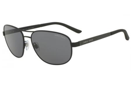 a9e12757ba1ec Gafas de Sol - Giorgio Armani - AR6036 - 313681 BLACK RUBBER    GREY  POLARIZED
