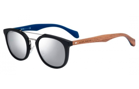 d8e35e0618 Gafas de Sol Hugo Boss (BOSS) BOSS 0777/S RBG (SS) BLACK BROWN ...