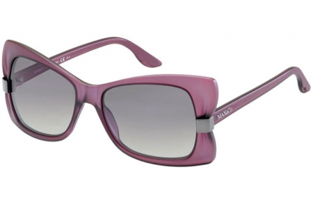 Sunglasses - Max & Co - M&CO.170/S - ZM4 (N3) MATTE VIOLET // GREY GRADIENT