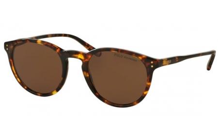 10fea5f8f3fc Sunglasses - POLO Ralph Lauren - PH4110 - 513483 SHINY ANTIQUE HAVANA    BROWN  POLARIZED