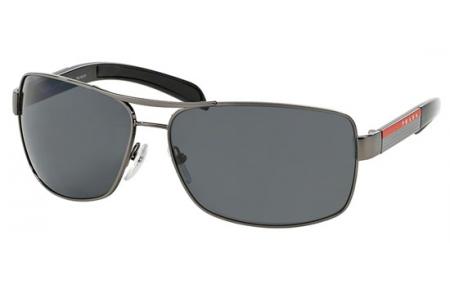 576dacc4fd1dc Gafas de Sol - Prada Linea Rossa - SPS 54IS - 5AV5Z1 GUNMETAL    GREY