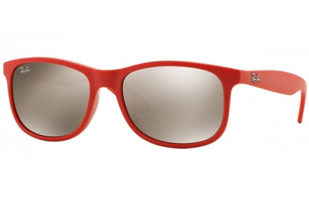 Matte Sol Rb4202 On Top Andy 61555a Coral Gafas Rayban Shiny De lcF1JK