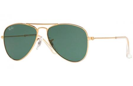 d68dcfe202 Gafas Junior RayBan® Junior Collection RJ9506S 223/71 GOLD // GREEN