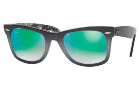 11994j Green Gafas Grey Original Top Mirror Rb2140 Wayfarer Ray Light Sol De Gradient On Ban® 1FlKJc