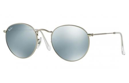 gafas ray ban round metal