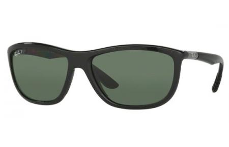 638549e74cd2f Gafas de Sol RayBan RB8351 62199A BLACK    GREEN POLARIZED