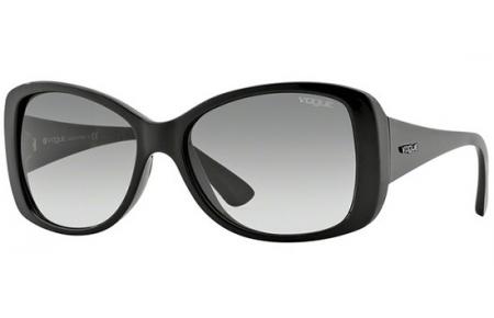 568bcef5f2 Gafas de Sol - Vogue - VO2843S - W44/11 BLACK // GREY GRADIENT