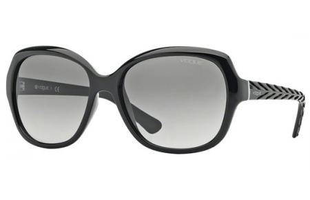 De Sol Black Gradient Gafas Vo2871s Vogue W4411 Grey 3LA5Rq4j