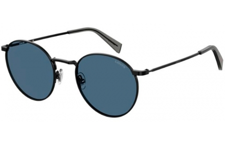 Sunglasses - Levi's - LV 1005/S - 08A (KU) BLACK GREY // BLUE GREY