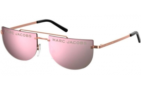 Sunglasses - Marc Jacobs - MARC 404/S - DDB (VQ) COLD COPPER // PINK MULTILAYER