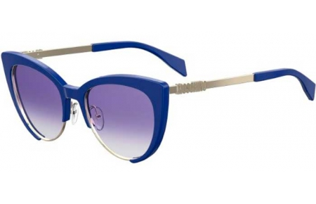 Sunglasses - Moschino - MOS040/S - PJP (DG) BLUE // GREY GRADIENT