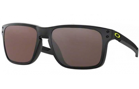 Sunglasses - Oakley - HOLBROOK MIX OO9384 - 9384-14 MATTE BLACK // PRIZM BLACK POLARIZED