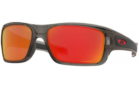 Lunettes Junior - Oakley Junior - TURBINE XS OJ9003 - 9003-17 GREY SMOKE // PRIZM RUBY