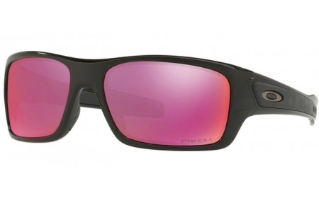 Frames Junior - Oakley Junior - TURBINE XS OJ9003 - 9003-10 POLISHED BLACK // PRIZM FIELD