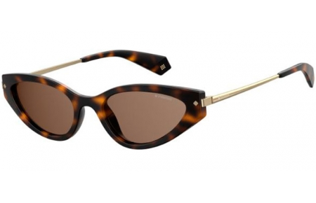 Sunglasses - Polaroid - PLD 4074/S - 086 (SP) DARK HAVANA // BRONZE POLARIZED
