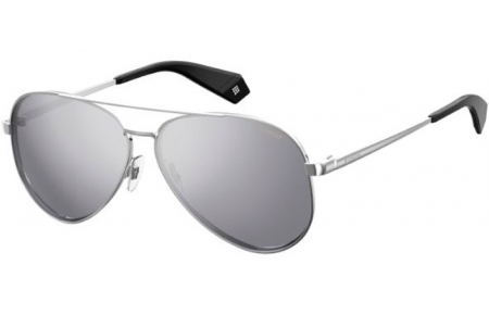 Sunglasses - Polaroid - PLD 6069/S/X - YB7 (EX) SILVER // GREY SILVER MIRROR POLARIZED