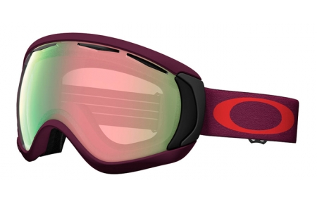 7c479e20fa Máscaras ski - Máscaras Oakley - CANOPY OO7047 - 59-477 BURNT RED  VR50-PINK-IRIDIUM