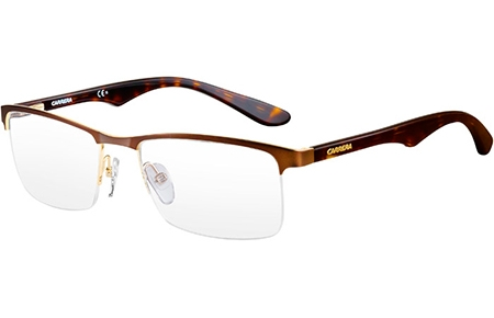 Frames - Carrera - CA6623 - 8FX BROWN GOLD HAVANA