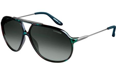 d176dd74fc Gafas de Sol - Carrera - CARRERA 82 - 0RV (PT) HAVANA GREEN RUTHENIUM