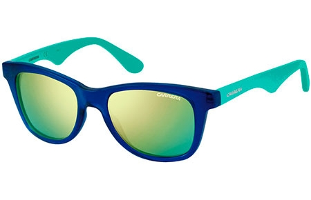 Gafas Junior - Carrera Junior - CARRERINO 10 - DDV (Z9) BLUE AQUA // MULTILAYER GREEN