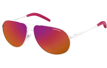 Gafas Junior - Carrera Junior - CARRERINO 11 - DMV (VQ)  WHITE // MULTILAYER PINK