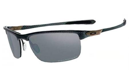 d7f0229aec Sunglasses - Oakley - CARBON BLADE OO9174 - 9174-07 MATTE SATIN BLACK   .  Polarized
