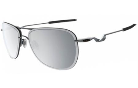 1a94f79dd8 Sunglasses - Oakley - TAILPIN OO4086 - 4086-07 LEAD    CHROME IRIDIUM