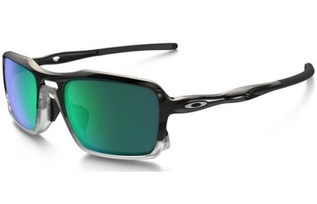 Oakley Oakley Triggerman polished black w/jade iridium ktbjqdB