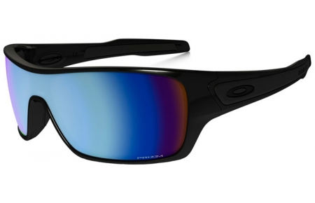 025056afa1 Sunglasses - Oakley - TURBINE ROTOR OO9307 - 9307-08 POLISHED BLACK    PRIZM