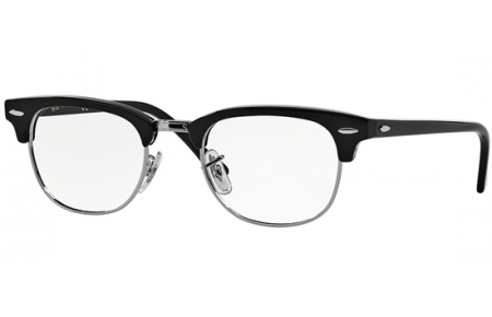 Monturas RayBan RX5154 CLUBMASTER 2000 SHINY BLACK
