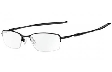 583a2d2407 Frames - Oakley Prescription Eyewear - OX3085 TRANSISTOR - 22-215 POLISHED  BLACK