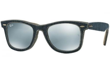 Wayfarer Sol Gafas Jeans Blue 119430 Rb2140 Rayban De Denim FTclK1J3