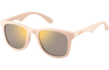 1142132672 Gafas de Sol Carrera CARRERA 6000 N5A (UE) BEIGE // GREY IVORY MIRROR
