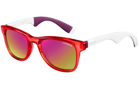 Gafas Red De Gold Mirror Sol Violet Pink 6000r White 4ore2Transparent Carrera 6yfgb7