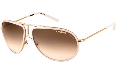 b0e7fca34a Gafas de Sol Carrera CARRERA 15 T50 (S8) GOLD IVORY // BROWN GRADIENT