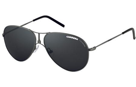 Gafas de sol Carrera CARRERA 4 R80 (3H) STEEL MATTE DARK RUTHENIUM ... 19437fa109