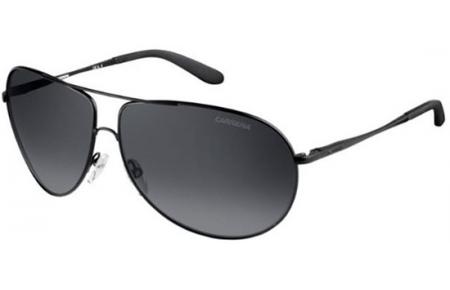 2d46bc9e67 MATTE BLACK // GREY GRADIENT. Gafas de Sol - Carrera - NEW GIPSY - 003 (HD) MATTE  BLACK /