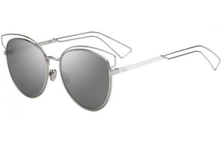 6eff475fb8 Gafas de Sol Dior DIORSIDERAL2 JB0 (SF) PALLADIUM WHITE // BLACK MIRROR