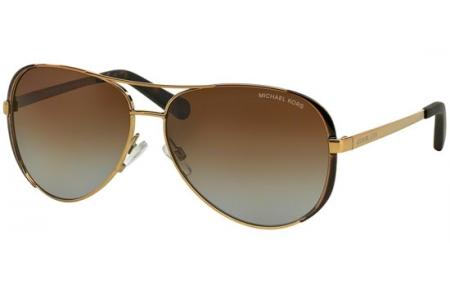 28806a938312d Gafas de Sol - Michael Kors - MK5004 CHELSEA - 1014T5 GOLD DARK CHOCOLATE  BROWN