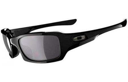 Lunettes de soleil - Oakley - FIVES SQUARED OO9238 - 9238-06 POLISHED BLACK    3c6912cde5d9