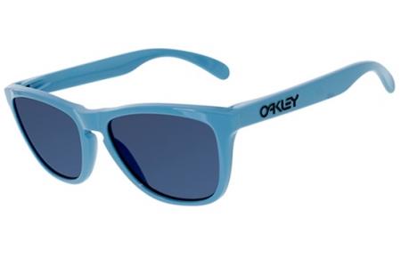 fotos oficiales 9b62b a14df Sunglasses - Oakley - FROGSKINS OO9013 - 9013-36 BLUE // ICE IRIDIUM
