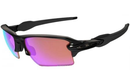 POLISHED BLACK    PRIZM GOLF. Gafas de Sol - Oakley - FLAK 2.0 XL OO9188 -  9188-05 POLISHED BLACK 29f793883a85