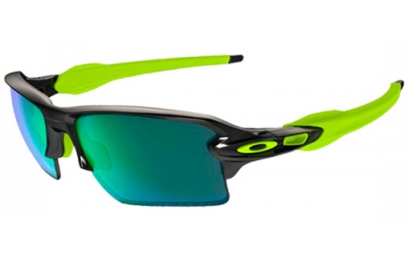 1f87785b98 BLACK INK    JADE IRIDIUM POLARIZED. Sunglasses - Oakley - FLAK 2.0 XL  OO9188 - 9188-09 BLACK INK
