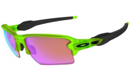 MATTE URANIUM    PRIZM GOLF. Gafas de Sol - Oakley - FLAK 2.0 XL OO9188 -  9188-11 MATTE URANIUM 4aed4f9fdad4