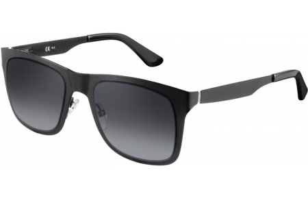 Sunglasses - Special offer - Oxydo - OX 1079/S - 003 (HD) MATTE BLACK // GREY GRADIENT
