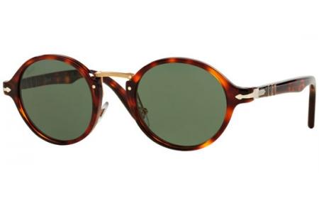 2a05ceecfc Gafas de Sol - Persol - PO3129S SUPREMA - 24/31 HAVANA // GREEN