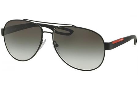 515329717e347 Gafas de Sol Prada Sport SPS 55QS DG00A7 BLACK RUBBER    GREY GRADIENT