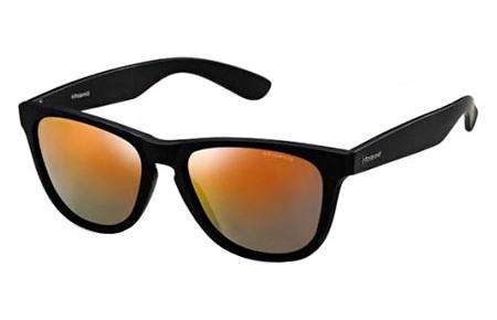 794e09cb34 Gafas de Sol Polaroid P8443 9CA (L6) BLACK RUBBER // BROWN MIRROR ...